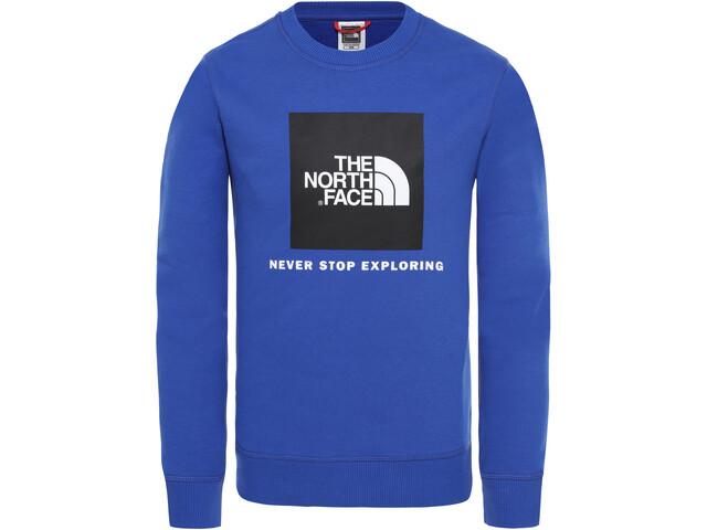 The North Face Box Crew Niños, tnf blue